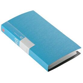 BSCD01F48BL バッファロー CD/DVDファイル 48枚収納(ブルー) ブックタイプ 48枚収納