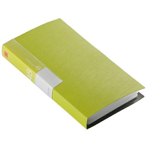 BSCD01F48GR バッファロー CD/DVDファイル 48枚収納(グリーン) ブックタイプ 48枚収納 [BSCD01F48GR]【返品種別A】