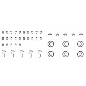 1/12オートバイシリーズ Honda RC166 リベットセット 【12634】 タミヤ [タミヤ113ホンダRC166リベット]【返品種別B】