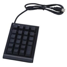 WC01B0(トウプレ) 東プレ USBテンキー(黒) Realforce23UB