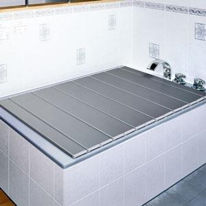 L16AGオリタタミフロフタ 東プレ Ag折りたたみ風呂ふた(75×160cm用)
