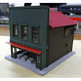 [鉄道模型]カトー (Nゲージ) 23-475 看板建築の角店1(銅板・左)
