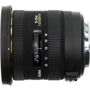 10-20/3.5 EX DC NA シグマ 10-20mm F3.5 EX DC HSM※ニコンマウント ※DCレンズ(APS-Cサイズ用)
