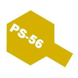 ポリカーボネートスプレー PS-56 マスタードイエロー タミヤ