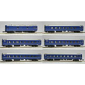 [鉄道模型]カトー 【再生産】(Nゲージ) 10-811 24系 寝台特急「ゆうづる」6両基本セット