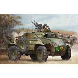 1/35 英・ハンバースカウトカーMk.I ビッカース連装機銃型【CB35016】 ブロンコ