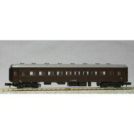 [鉄道模型]カトー 【再生産】(Nゲージ) 5128-1 オハフ33 茶 一般形