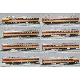 [鉄道模型]カトー 【再生産】(Nゲージ) 10-530 151系「こだま・つばめ」8両基本セット