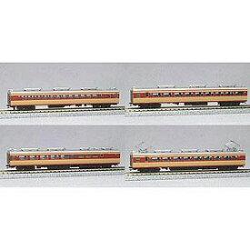 [鉄道模型]カトー 【再生産】(Nゲージ) 10-531 151系「こだま・つばめ」4両増結セット