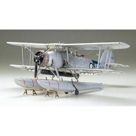 1/48 フェアリーソードフィッシュ Mk.I 水上模型【61071】 タミヤ