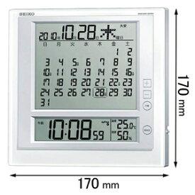 SQ422W セイコータイムクリエーション 電波置き掛け兼用時計 [SQ422W]【返品種別A】