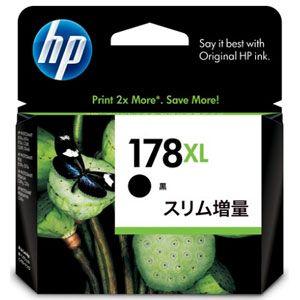 CN684HJ ヒューレット・パッカード HP178 プリンタインク スリム増量(黒) HP178XL [CN684HJ]【返品種別A】