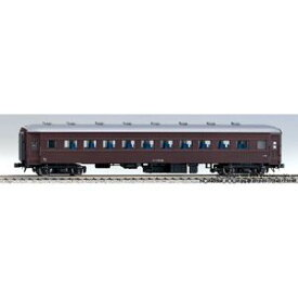 [鉄道模型]カトー 【再生産】(HO) 1-514 オハフ33 茶