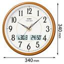 ITM-200J-5JF【税込】 カシオ 電波掛時計 [ITM200J5JF]【返品種別A】【送料無料】【RCP】