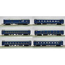 [鉄道模型]カトー 【再生産】(Nゲージ) 10-822 24系寝台特急「あけぼの」6両基本セット
