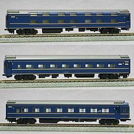 [鉄道模型]カトー 【再生産】(Nゲージ) 10-823 24系寝台特急「あけぼの」3両増結セット