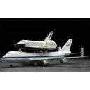 【再生産】1/200 スペースシャトルオービター&ボーイング747【10680】 ハセガワ