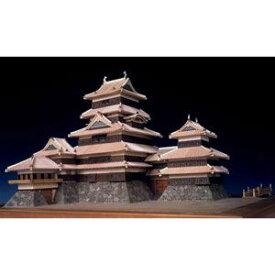 1/150 木製模型 松本城 ウッディジョー