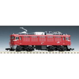 [鉄道模型]トミックス 【再生産】(Nゲージ) 9113 JR ED79-0形電気機関車(シングルアームパンタグラフ搭載車)