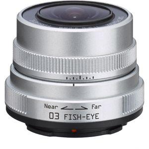 03FISH-EYE ペンタックス 03 FISH-EYE(3.2mm F5.6) ※ペンタックスQ用レンズ