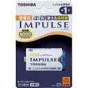 TNH-1A 東芝 ニッケル水素電池単1形(1本入) TOSHIBA IMPULSE [TNH1A]