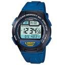 W-734J-2AJF カシオ SPORTS GEAR デジタル時計 [W734J2AJF]【返品種別A】