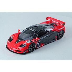 1/43 マクラーレン F1 GTR 1996 JGTC #61【44687】 ミニカー EBBRO