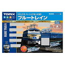 [鉄道模型]トミックス TOMIX (Nゲージ) 90159 ベーシックセットSD ブルートレインIII [TOMIX90159 ブルートレイン3]【…