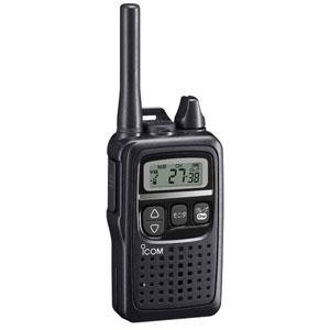 IC-4300 アイコム 特定小電力トランシーバー (ブラック) iCOM [IC4300]【返品種別A】