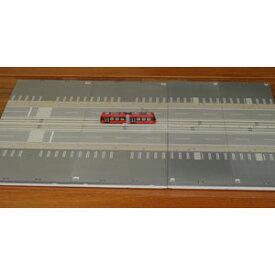 [鉄道模型]カトー (Nゲージ) 40-802 ユニトラム V52 直線拡張セット