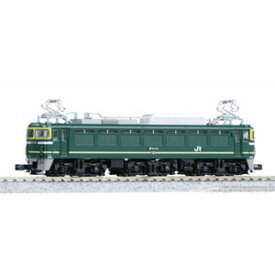 [鉄道模型]カトー 【再生産】(Nゲージ) 3066-2 EF81 電気機関車 トワイライトエクスプレス色