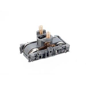 [鉄道模型]トミックス (Nゲージ) 0469 DT115B形動力台車(灰台車枠・銀車輪・灰輪ボックス)