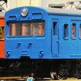 [鉄道模型]カトー 【再生産】(Nゲージ) 10-035 通勤電車103系 KOKUDEN-001 ブルー 3両セット