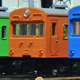 [鉄道模型]カトー 【再生産】(Nゲージ) 10-036 通勤電車103系 KOKUDEN-002 オレンジ 3両セット