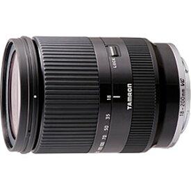 B011(ブラック) タムロン 18-200mm F/3.5-6.3 DiIII VC ブラック(Model:B011) ※ソニーEマウント用レンズ(APS-Cサイズミラーレス用)