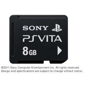 【PS Vita】メモリーカード 8GB ソニー・コンピュータエンタテインメント [PCH-Z081J PSVメモリーカード8GB]