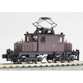 [鉄道模型]ワールド工芸 【再生産】(N) 蒲原鉄道 ED1形 電気機関車 塗装済完成品【特別企画品】