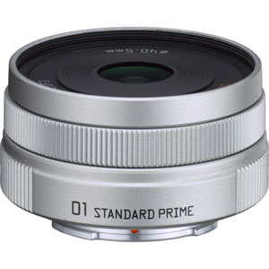 01-STANDARDPRIME ペンタックス 01 STANDARD PRIME(8.5mm F1.9) ※ペンタックスQ用レンズ