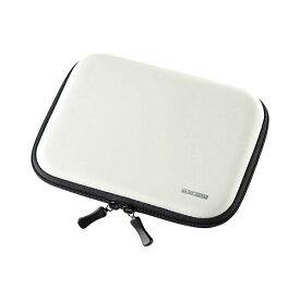 PDA-EDC31W サンワサプライ SHARP Brain/CASIO EX-word XD-Z/G/Yシリーズ対応 セミハード電子辞書ケース(ホワイト)