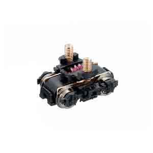 [鉄道模型]トミックス (Nゲージ) 0475 FU34KD形動力台車(黒台車枠・黒車輪)