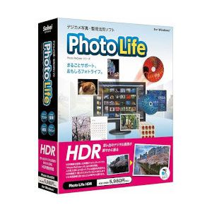 PHOTOLIFEHDR-W 相栄電器 Photo Life HDR [PHOTOLIFEHDRW]【返品種別B】