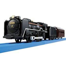 プラレール S-28 ライト付D51 200号機蒸気機関車 タカラトミー
