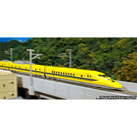 [鉄道模型]カトー 【再生産】(Nゲージ) 10-896 923形3000番台 ドクターイエロー 3両基本セット