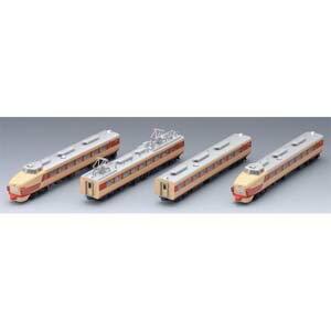 [鉄道模型]トミックス TOMIX 【再生産】(Nゲージ) 92452 国鉄 485系特急電車 (初期型) 基本セット (4両) [トミックス 92452 485ケイトッキュウ キホン 4R]【返品種別B】