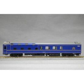 [鉄道模型]カトー 【再生産】(HO) 1-566 24系 寝台特急「北斗星」 スハネ25 500 ソロ・ロビー