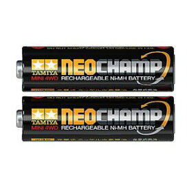 GP.420 ニッケル水素電池ネオチャンプ(2本)【15420】 タミヤ