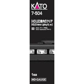 [鉄道模型]カトー (HO) 7-504 LED室内灯クリア(1両分)