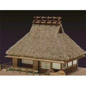 ミニ 建築シリーズ 5 かやぶきの家 ウッディジョー
