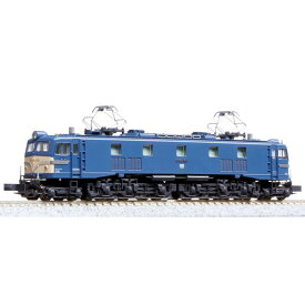 [鉄道模型]カトー 【再生産】(Nゲージ) 3049-2 EF58-150 宮原機関区 ブルー