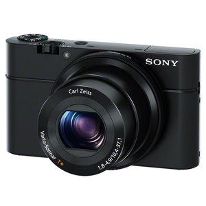 DSC-RX100 ソニー デジタルカメラ「Cyber-shot RX100」 [DSCRX100]【返品種別A】